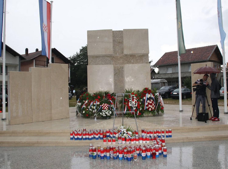 Spomenik braniteljima Uzdola